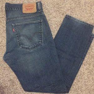 Levi Jeans 511 Slim Fit Blue | W 32 L 30